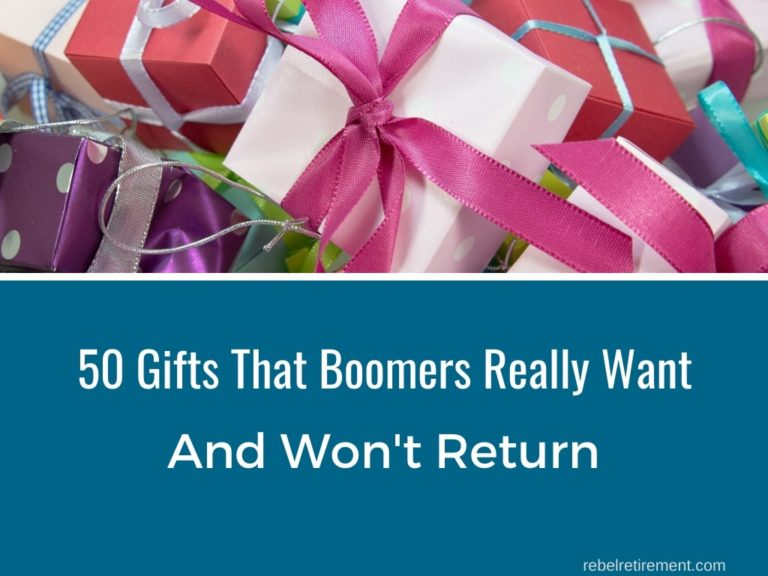 Exciting Gift Ideas for Boomers and Retirees [50 Gifts They Won't Return]
