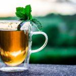 peppermint tea - Rebel Retirement