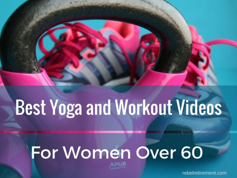 Best Yoga and Workout Videos for Women Over 60 who Want to Look Hot