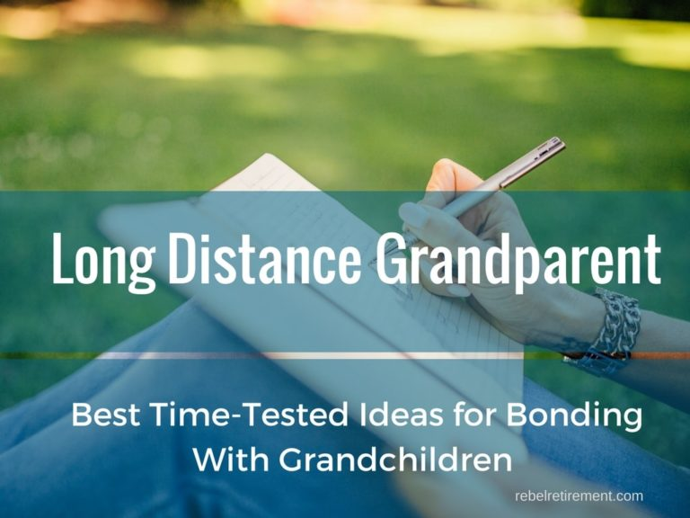 Best Time-Tested Ideas for Grandparenting from a Distance