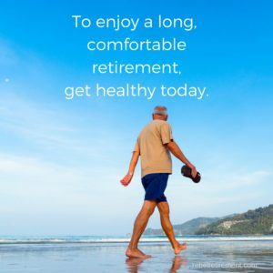 healthy retirement - rebelretirement