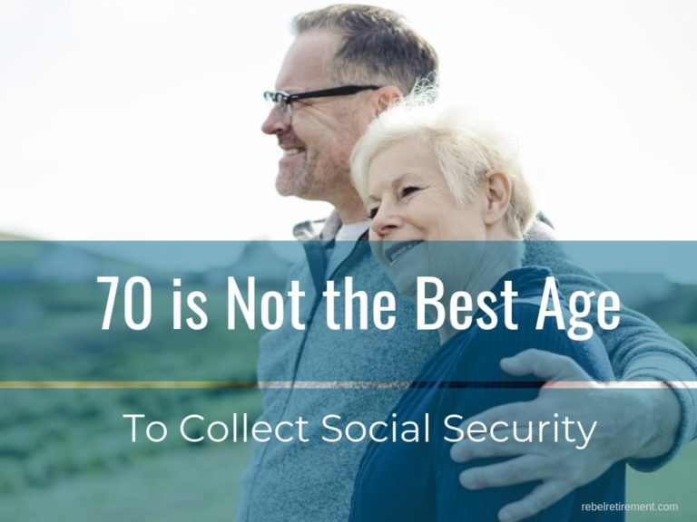 70 is Not the Best Age to Collect Social Security! [Do the Math]