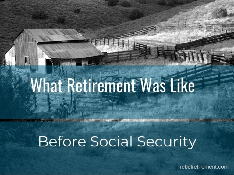 What Was Retirement Like Before Social Security? [It Depends on the Era]