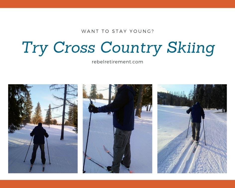Cross Country Skiing-Rebel Retirement