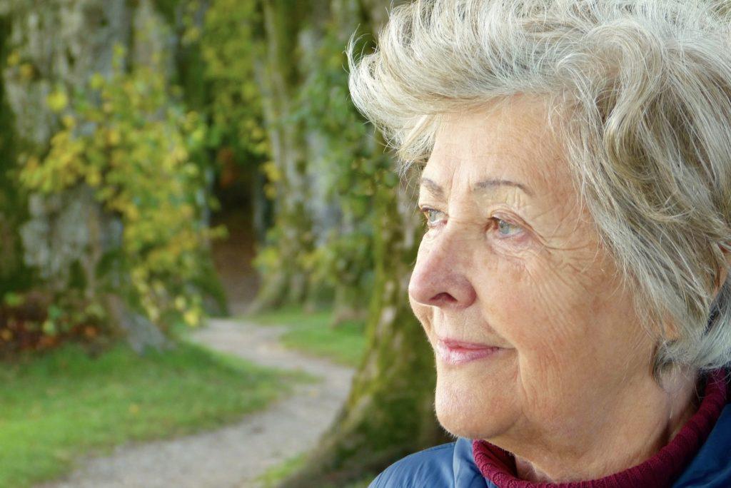 Older woman - Rebel Retirement