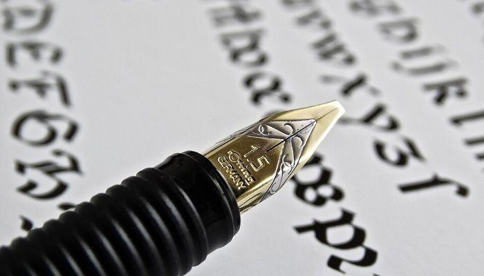 Calligraphy - Rebel Retirement
