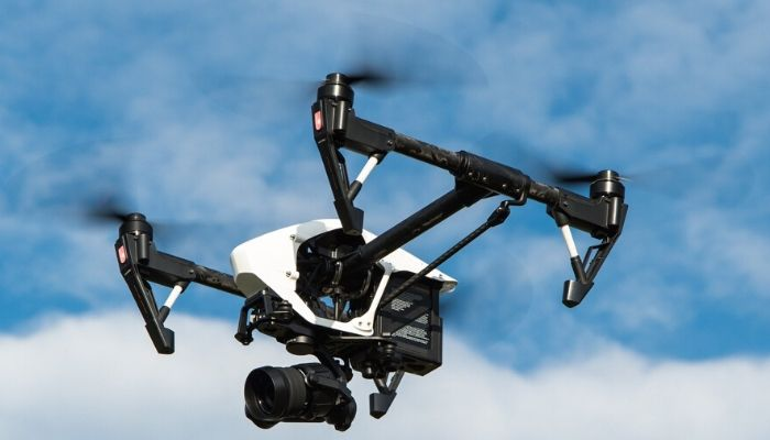 Drone - Rebel Retirement