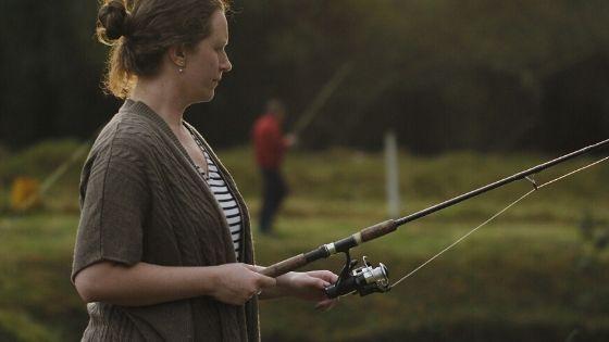 Woman Fishing - Rebel Retirement