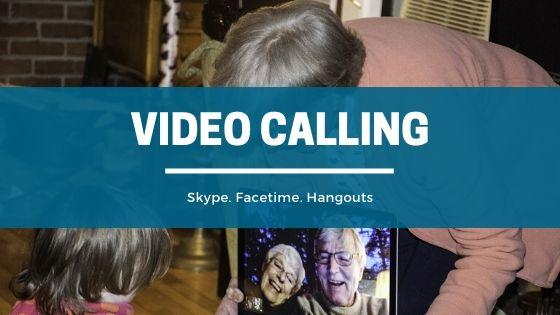Video Calling - Rebel Retirement