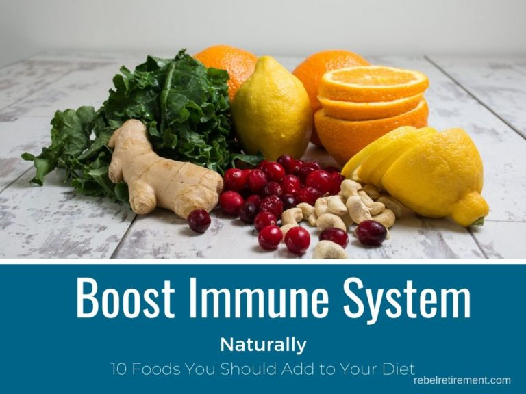 Boost Your Immune System Naturally with These 10 Foods