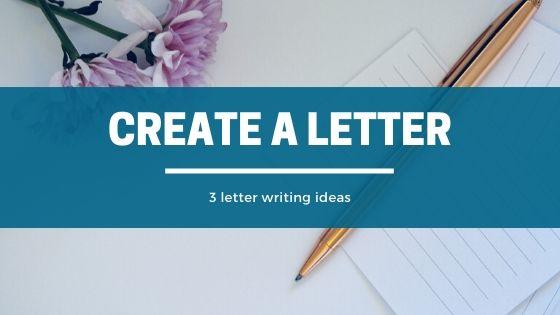 Write a Letter - Rebel Retirement