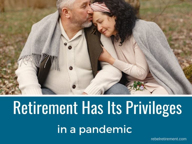 Perks: Retirement Has its Privileges in a Pandemic