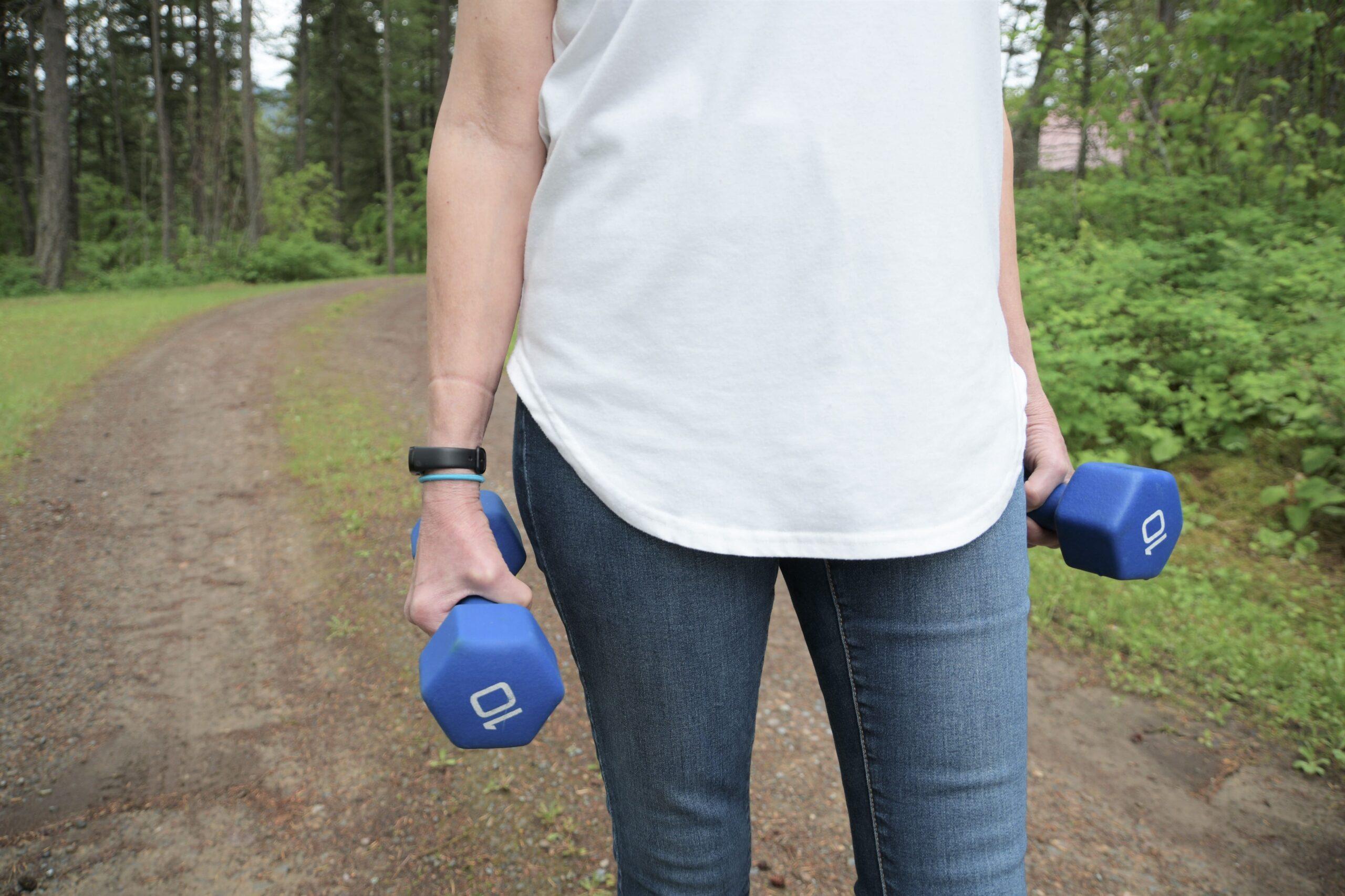 Farmer's Carry Hand Strength Exercise - Rebel Retirement